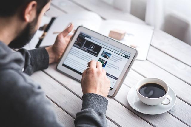 Vad betyder ordet blogg?