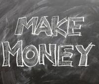 Tjäna pengar online via din blogg