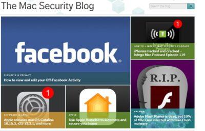 En recension av Intego.com Security blog