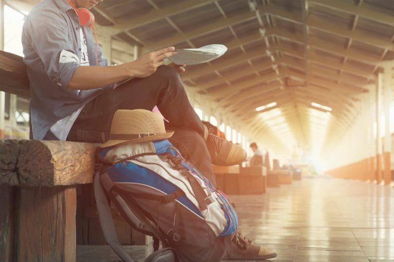 Rätt resväska ett måste för den lyckade bloggaren